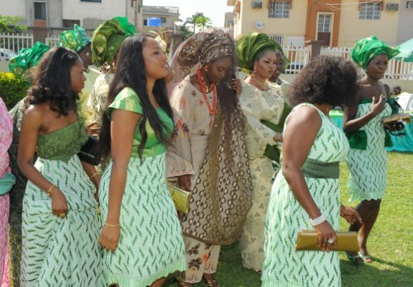 Lande Trad Wedding Bella Naija0049
