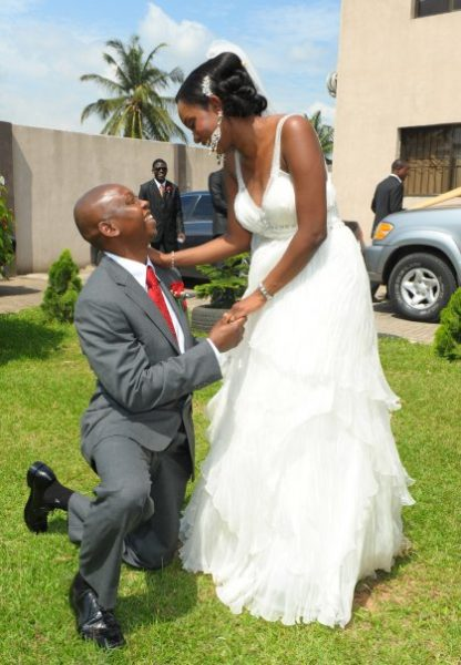 Lande White Wedding Bella Naija0050