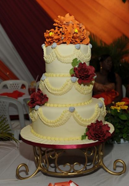 Lande White Wedding Bella Naija0059