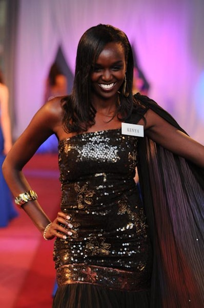 Miss World 2009 - Kenya