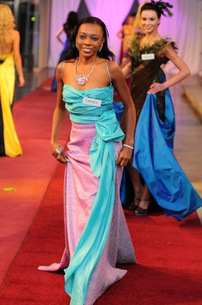 Miss World 2009 - Liberia