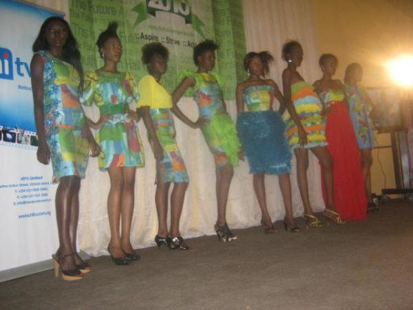 Models for House of Nwaocha