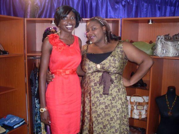New host Wana with Style Subject Josephine