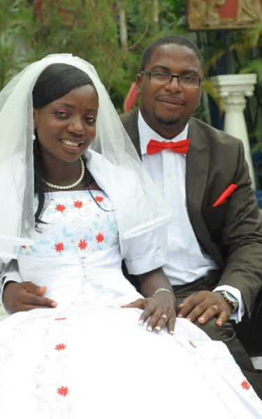 OSEWA ODIGIE 1 - the couple