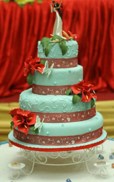OSEWA ODIGIE 3  the wedding cake