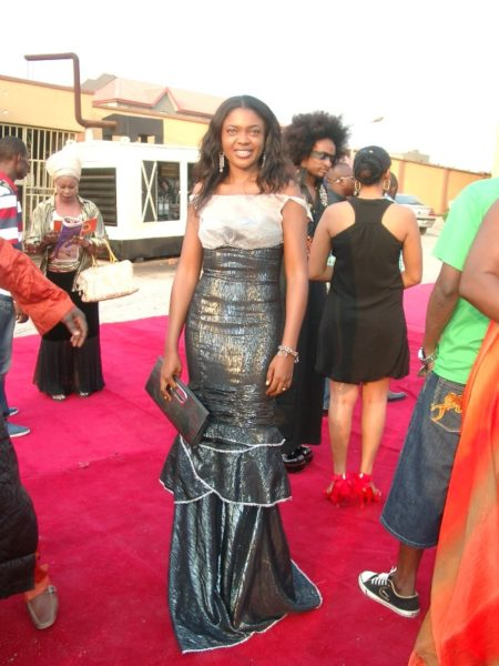 Omoni Oboli nominated for Best Supporting Actress