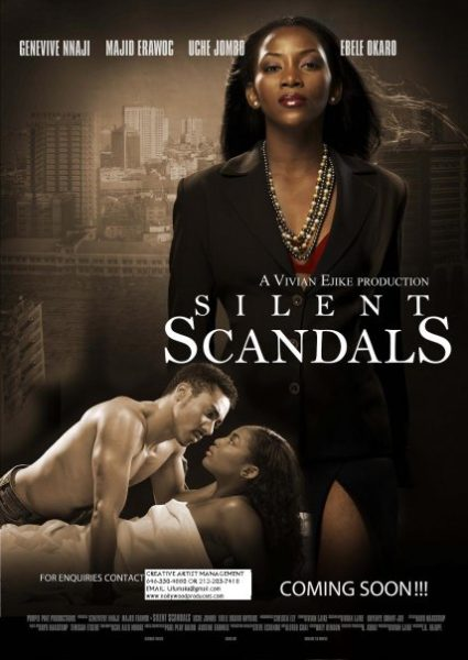 Silent Scandals Poster