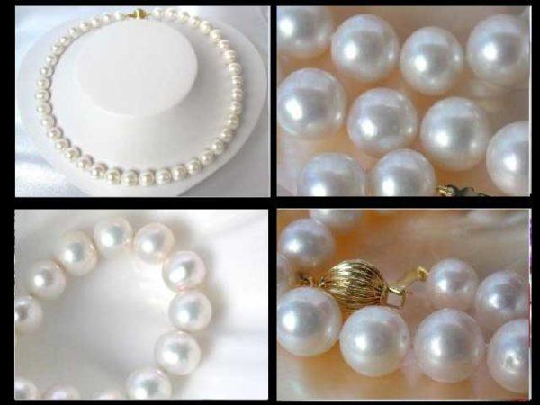The Pearl Shop Classic Pearls Bella Naija