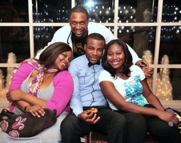 Wana of StyleME & Inspiration FM, Darey, Ebuka, Gbemi of Beat FM