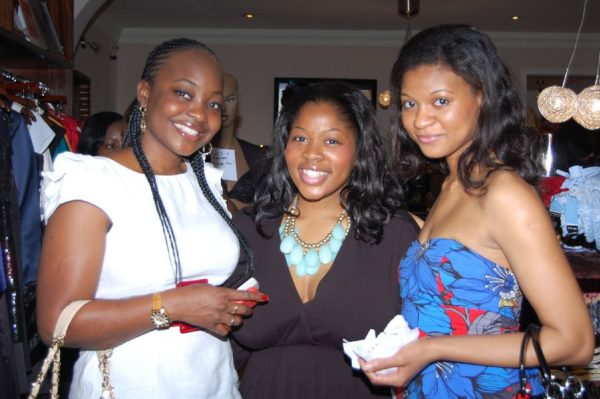 Tomi Olayinka, Cornelia O'Dwyer and Ifeoma Nwajagu