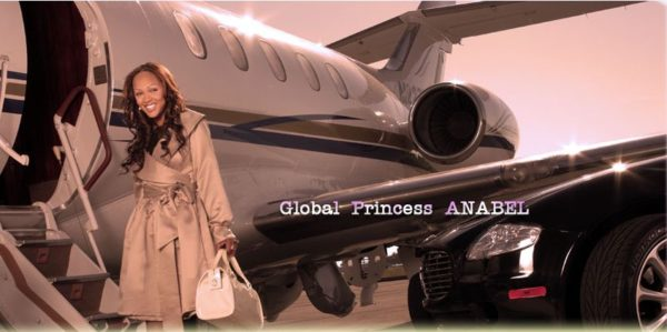 global princess anabel
