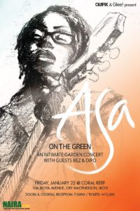ASA ON THE GREEN