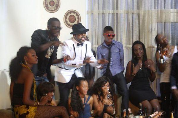 Banky W Lagos Party Bella Naija0026