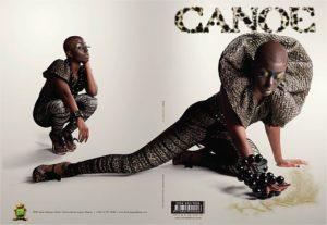 CANOE RARE-COVER