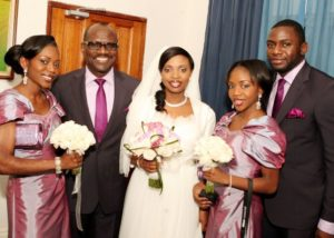 Pastor Odukoya Wedding 1