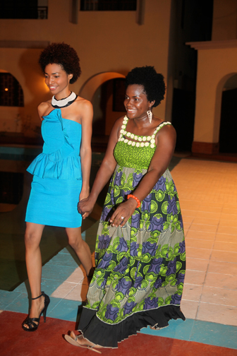 kemmy solomon and tamara solomon(both in Kemkemstudio outfits)