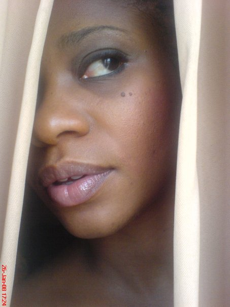 Nse Ikpe looking out