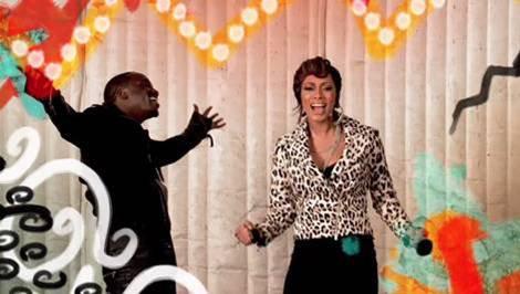 Akon and Keri