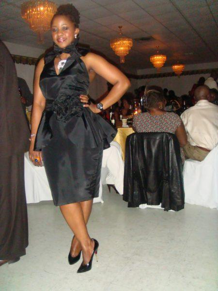 Dress: NaNa-Rozette
