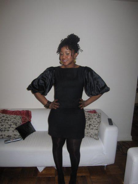 Dress: Bebe