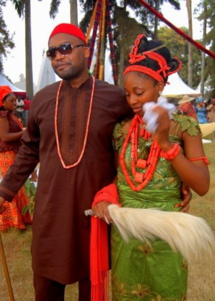 Jika and Chika Nwobi Trad Wedding Bella Naija0008