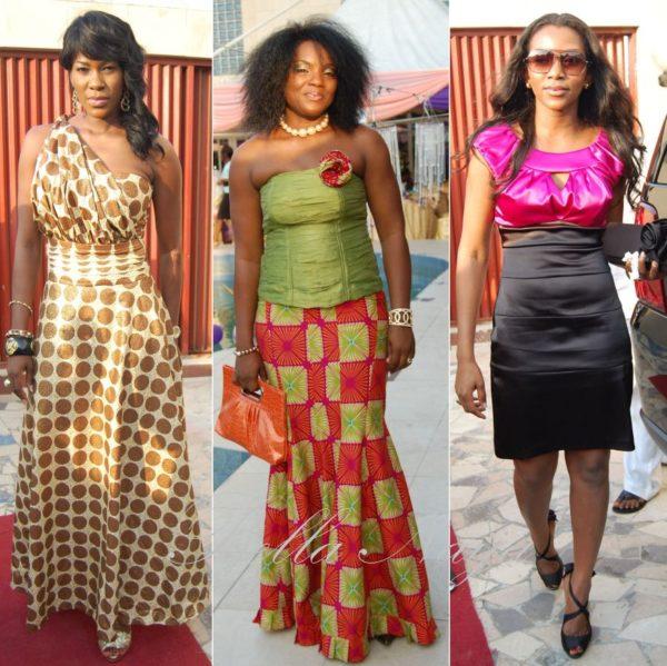 Stephanie Okereke | Chioma Chukwuka-Akpotha | Genevieve Nnaji