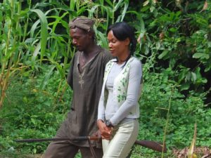 talk with funmi iyanda village life BellaNaija0001