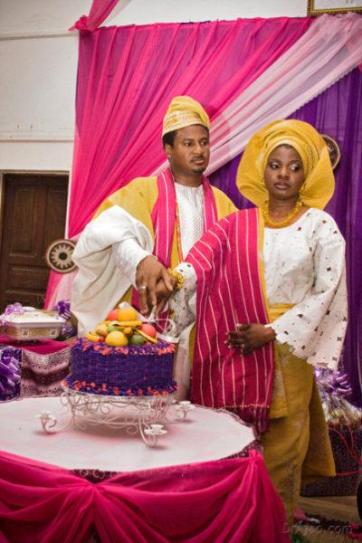 Babi Balogun & Motunrayo Awosika Wedding Trad Bella Naija0003