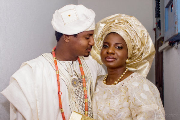 Babi Balogun & Motunrayo Awosika Wedding Trad Bella Naija0004