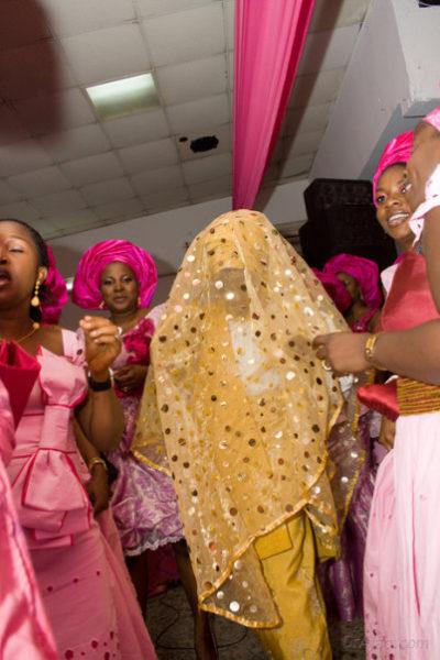 Babi Balogun & Motunrayo Awosika Wedding Trad Bella Naija0009