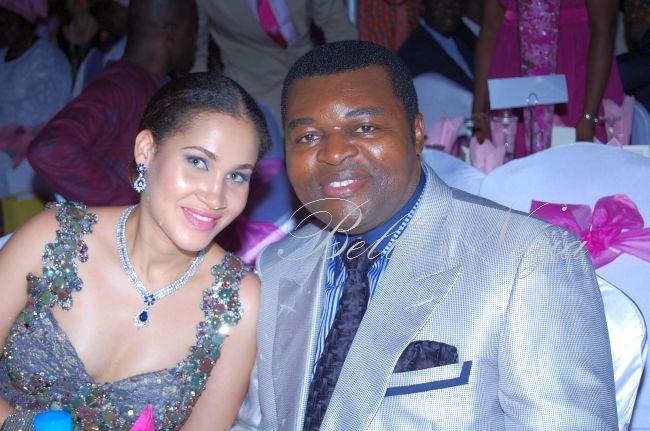 Caroline and Musa Danjuma