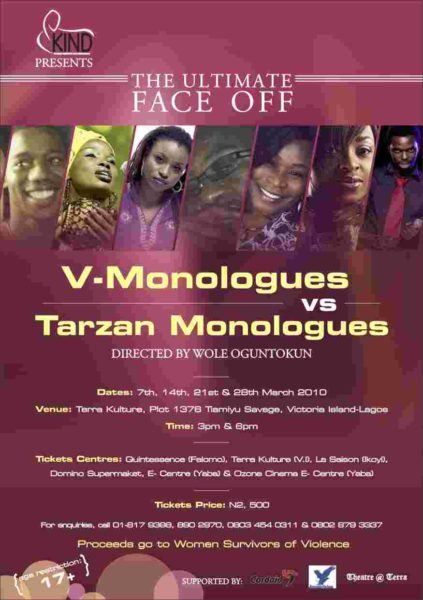 Flyers V-monologues 2010
