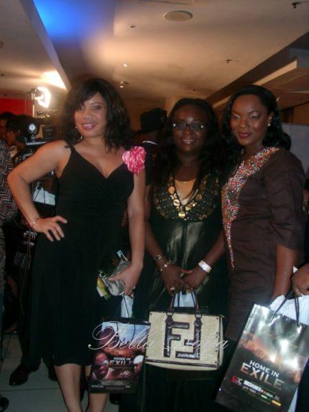 Monalisa Chinda, Emem Isong & Chioma Chukwuka