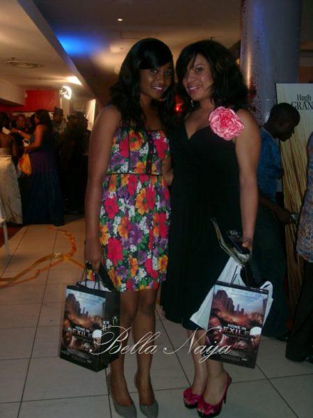 Monalisa Chinda & Guest