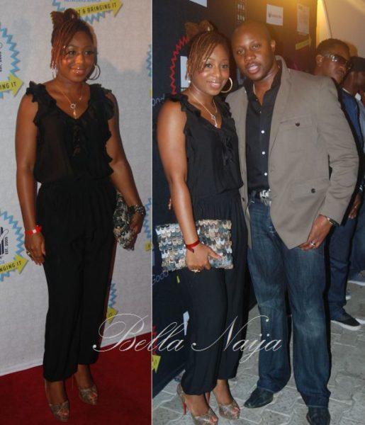 Dakore Egbuson & Olumide Akande