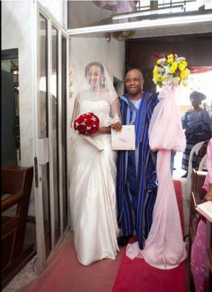 Nore and Bukola Wedding Nwachuku White Bella Naija0003