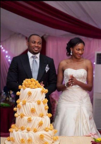 Nore and Bukola Wedding Nwachuku White Bella Naija0008