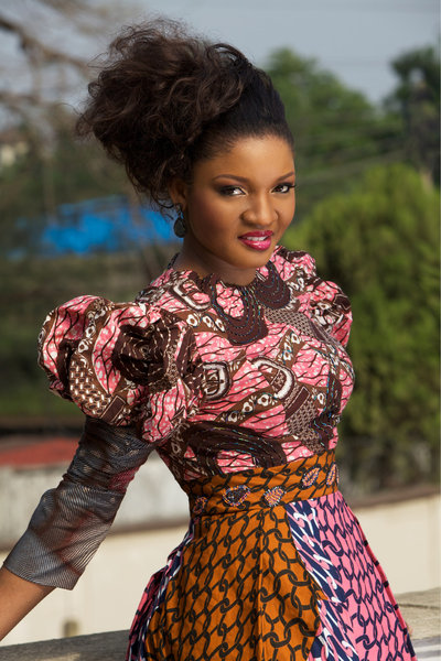 Beauty Fashion Uncensored Latest Lace And Ankara Trends In Nigeria