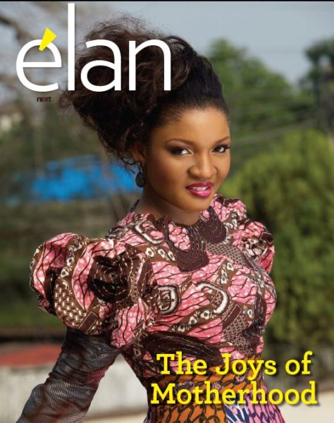 Omotola Elan Exclusive