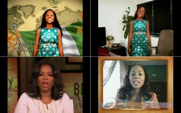 Oprah Uche Eze Bella Naija Screencaps