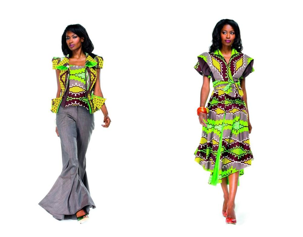 Vlisco Tableau Vivant The Lookbook Bellanaija