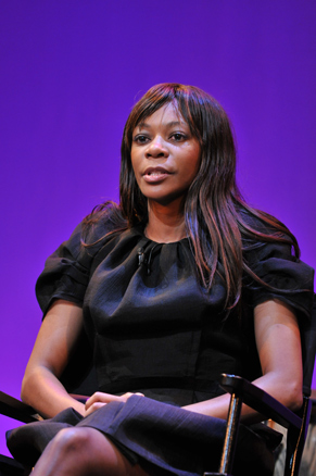 "Novogratz talked with Dambisa Moyo, economist and critic of aid to Africa, in a panel moderated by president of the Council on Foreign Relations Richard Haass. Moyo has generated controversy for her position that African countries can build themselves on foreign aid and said, ""Not all African leaders are corrupt. Sometimes they are just lazy."""