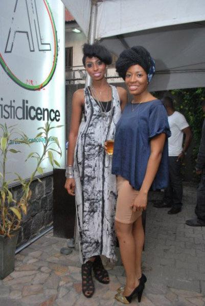 Designer Bridget Awosika & Maki