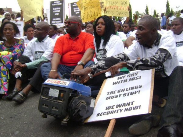 enough is enough abuja 4