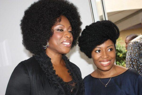Mo Abudu & Maki