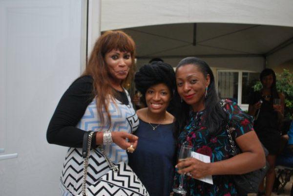 Nkiru Anumudu, Maki & Debbie Oghene