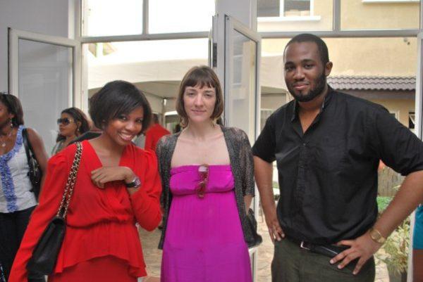 Tokini Peterside, Helen Jennings & Chukwunwike Obi