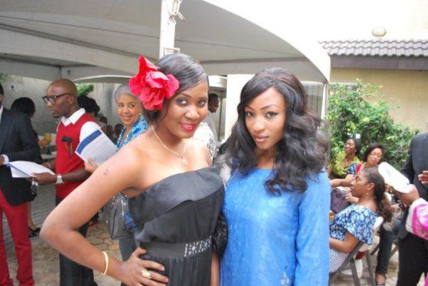 Toni Tones & Uchenna Ezenna