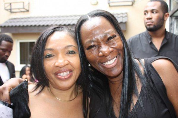 Tonye Osakwe & Remi Lagos