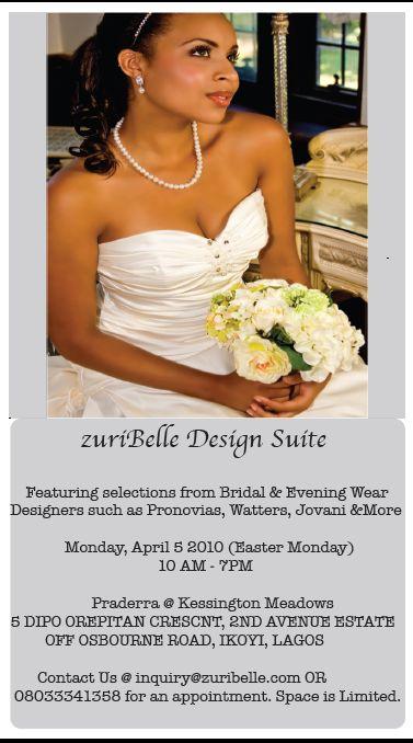 zuriBelle invite
